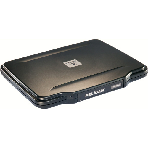 "Pelican 10"" Tablet HardBack Case - Black"