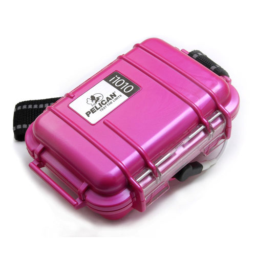 Pelican MP3 Player Micro Case - Pink