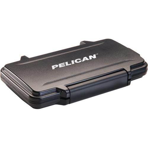 Pelican Compact Flash Memory Card Case - Black