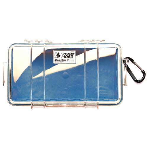 Pelican Micro Case 1060 - Clear Blue