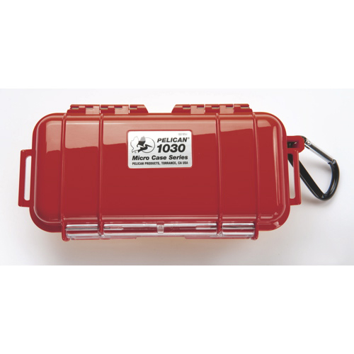 Pelican Micro Case 1030 - Red