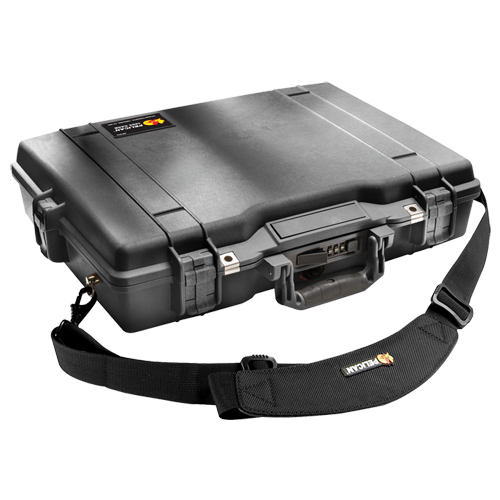 "Pelican 17"" Deluxe Laptop Case - Black"