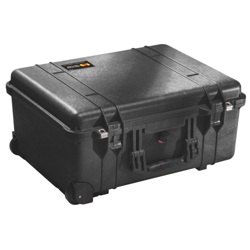 "Pelican 17.4"" Laptop Case with Lid Organizer - Black"