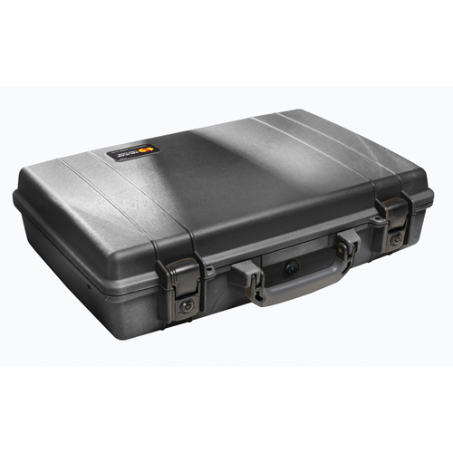 "Pelican 15"" Deluxe Laptop Case - Black"