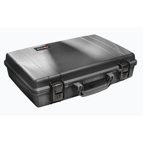 """Pelican 15"""" Laptop Case with Foam - Black"""