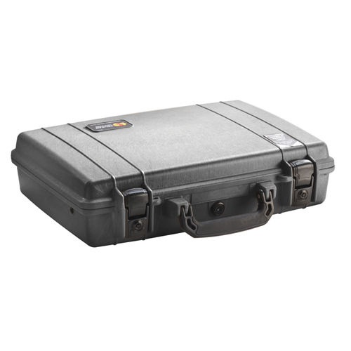 Pelican Laptop Case No Foam - Black