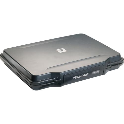 Étui avec mousse pour ordinateur portatif de 14 po de Pelican - Noir