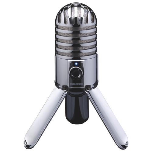 Samson Meteor USB Condenser Microphone