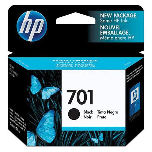 HP 701 Black Ink (CC635A)