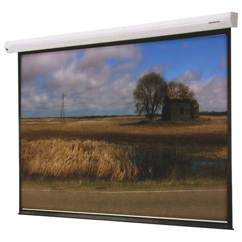 "Grandview 92"" Motorized Projector Screen (CB-MIR92) - English"