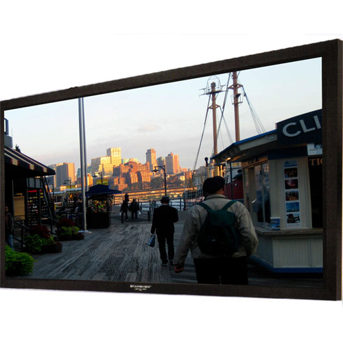 "Grandview 92"" Fixed-Frame Projector Screen (LF-PU92) - English"