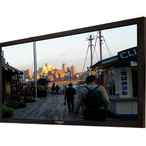 Écran de projection à cadre fixe de 100 po de Grandview (LF-PU100) - Anglais