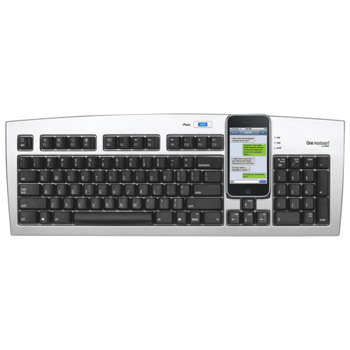 Matias Wireless Keyboard (FK301PI) - Silver