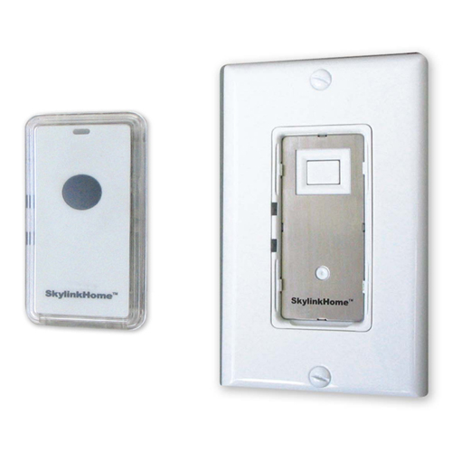 Skylink Home ON/OFF Wall Switch with Remote (WE-318)