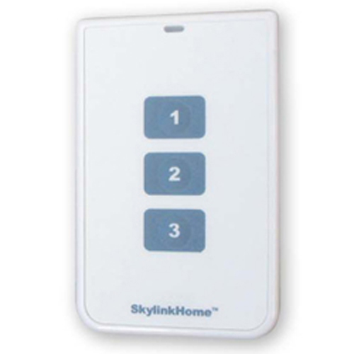 SkylinkHome 3-Button Remote Controller (TC-318-3)