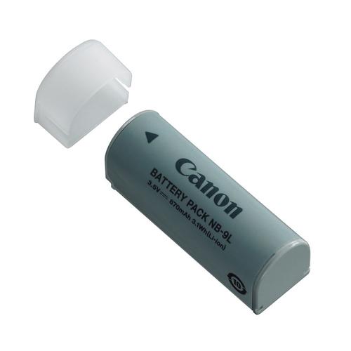 Batterie pour appareil photo PowerShot Elph 520 de Canon (NB-9L)