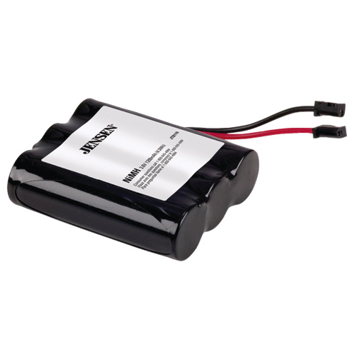 Batterie NiMH rechargeable pour téléphone sans fil de Jensen (JTB110)