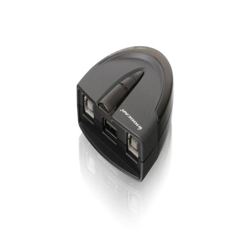 IOGEAR 2-Port USB 2.0 Printer Automatic Printer Switch