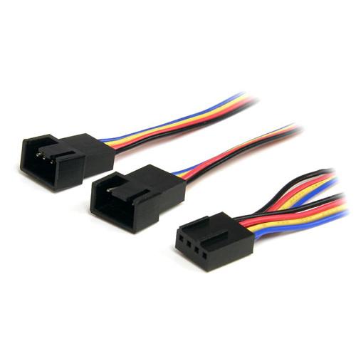 Startech Fan Power Splitter Cable (FAN4SPLIT12)