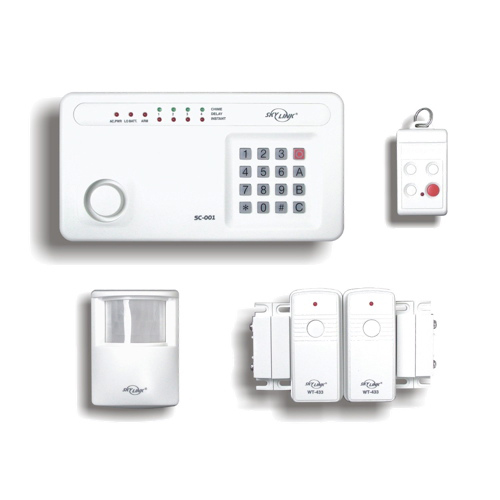 Skylink Deluxe Wireless Security System