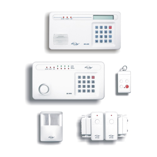 Skylink Wireless Security System with Phone Dialer (SC-1000 W)