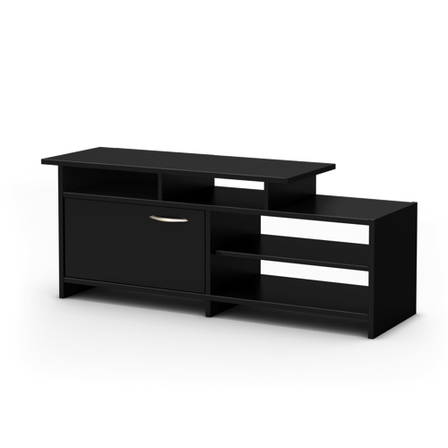 "South Shore Step One 42"" TV Stand - Black"