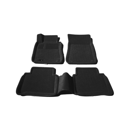 Findway 3d floor mats for 2004 2009 mercedes benz e class for Mercedes benz e350 floor mats