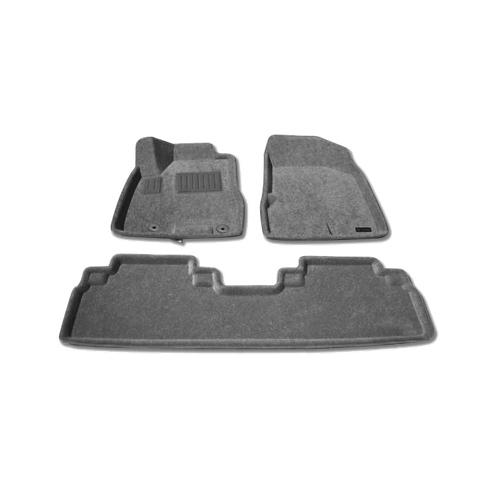 Tapis de sol 3D de Findway pour Lexus RX350 2010-2012 (37080BY) - Gris