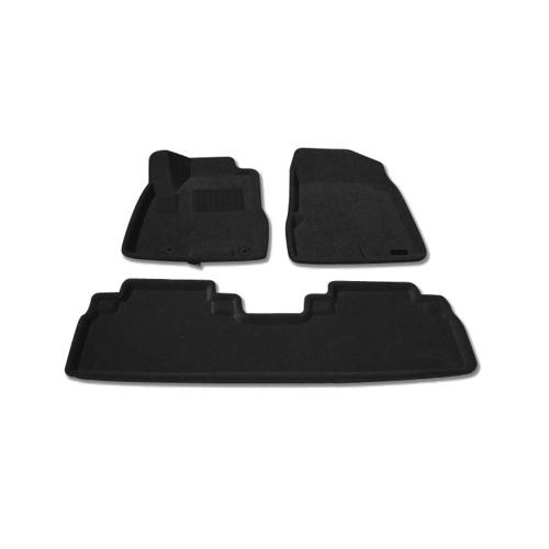 Tapis 3D Findway pour Lexus RX350 2010-2012 (37080BB) - Noir