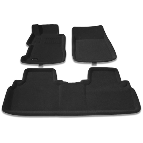 Findway 3d Floor Mats For 2006 2011 Honda Civic Sedan
