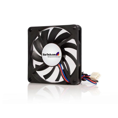 StarTech 70mm Replacement Dual Ball Bearing CPU Cooling Fan