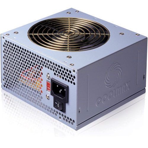 Coolmax 500-Watt Computer Power Supply (14805)