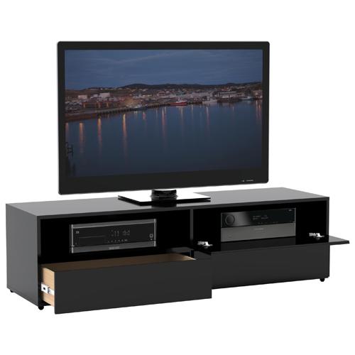 """Nexera Traffic TV Stand for TVs Up To 62"""""""