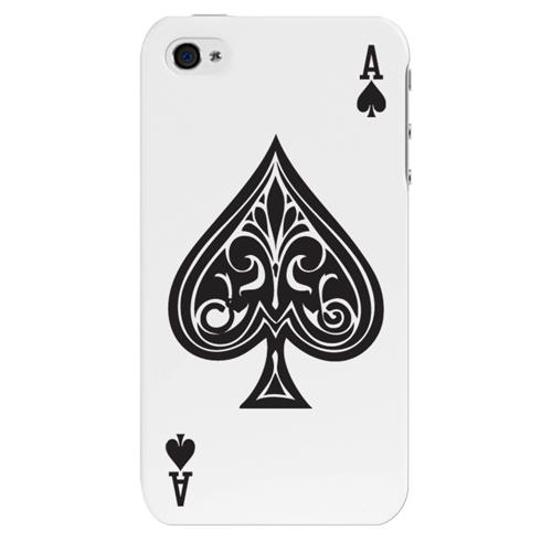 Cellet iPhone 4/ 4S Case (F26111) - White