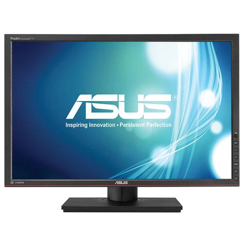 "ASUS 24.1"" 6ms GTG IPS LED Monitor (PA248Q) - Black - English"