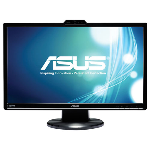 "ASUS 24"" 2ms GTG LED Monitor (VK248H-CSM) - Black - English"