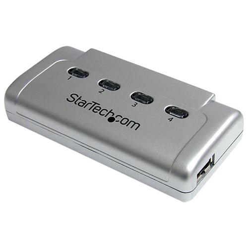 Startech 4-to-1 USB Switch Box (USB421HS)