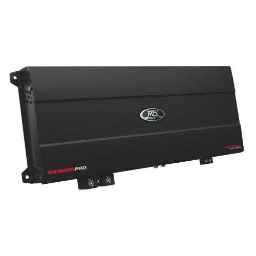 Amplificateur monobloc de 1200 W Thunder Pro 2 de MTX pour l'auto (TP2/1200D)