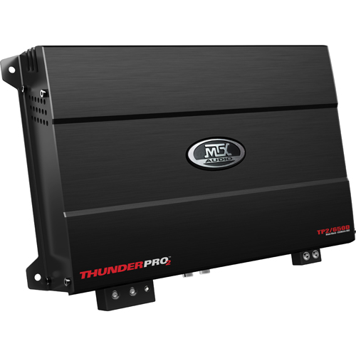 MTX Thunder Pro2 Monoblock 650-Watt Car Amplifier (TP2/650D)