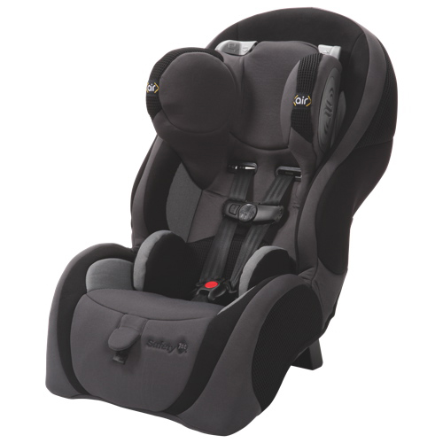 Safety 1st Complete Air LX Convertible 2-in-1 Car Seat - Silverleaf
