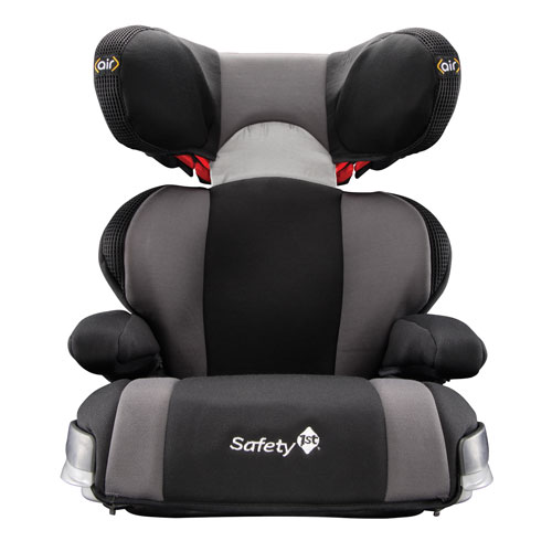 Safety 1st Booster Seat - Black/ Grey