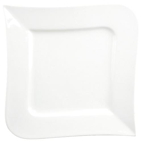 """Tannex Du Lait 11.25"""" Delight Plate - White"""
