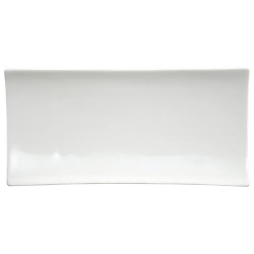 Assiette de 8,5 po Du Lait de Tannex - Blanc