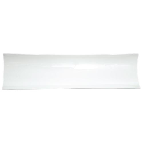 "Tannex Du Lait 15"" Bamboo Plate - White"