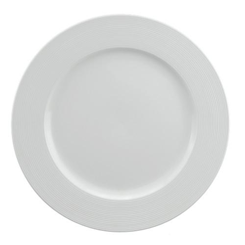 Assiette Heston de 11 po de Tannex - Blanc