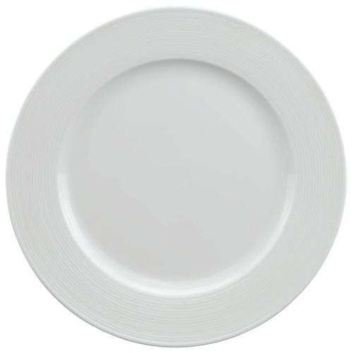 Assiette Heston de 8,75 po de Tannex - Blanc
