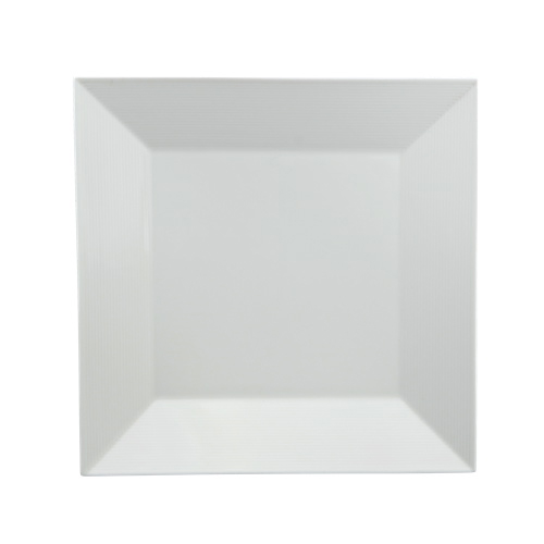 """Tannex 8.5"""" Heston Plate - White"""