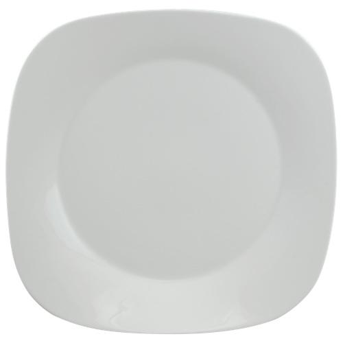 """Tannex Du Lait 11.5"""" Emmy Plate - White"""