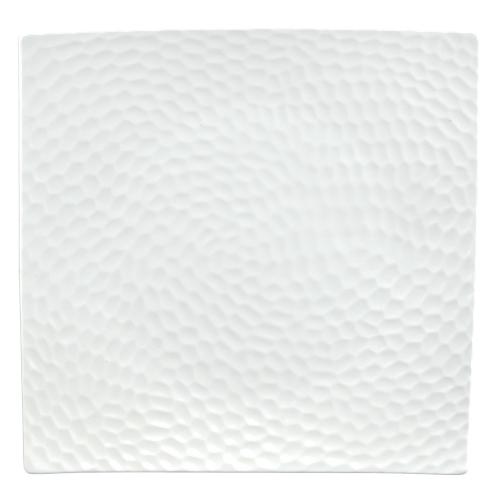 """Tannex Du Lait 12"""" Lancaster Plate - White"""