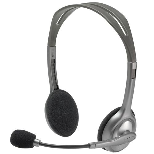 Logitech Stereo Headset (H110)
